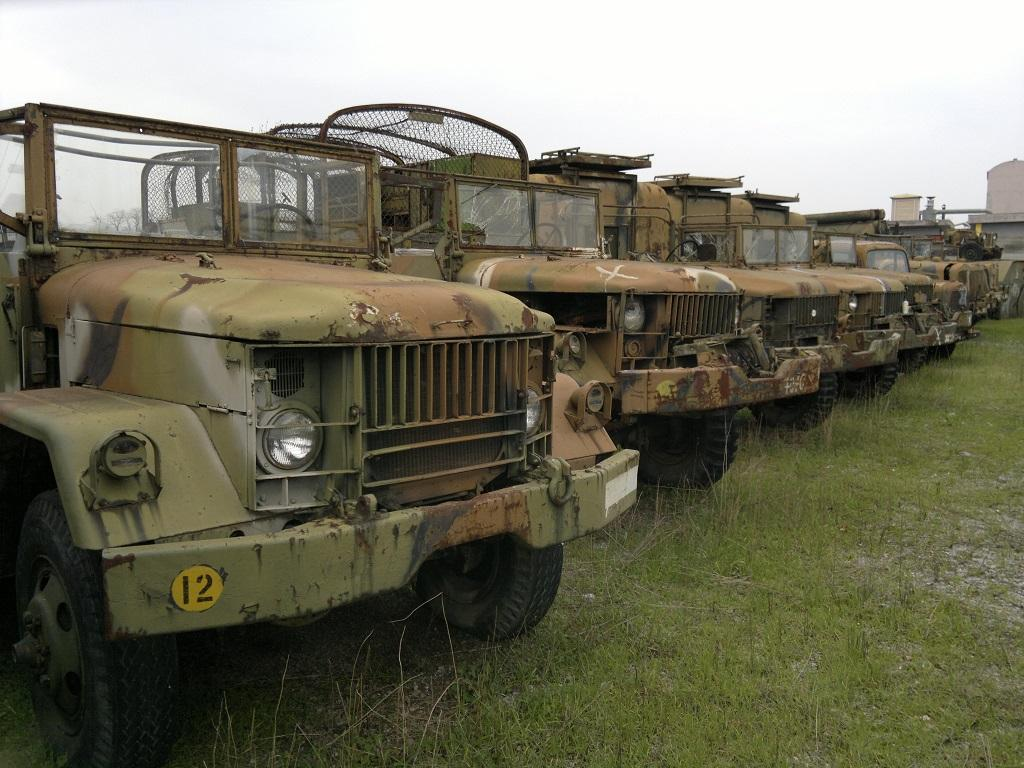 TRUCKS | Army Spareparts