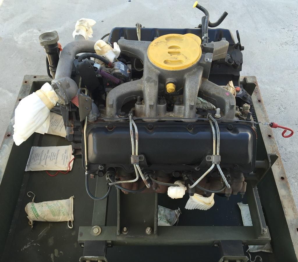 Gm Engine Diesel 6 2l