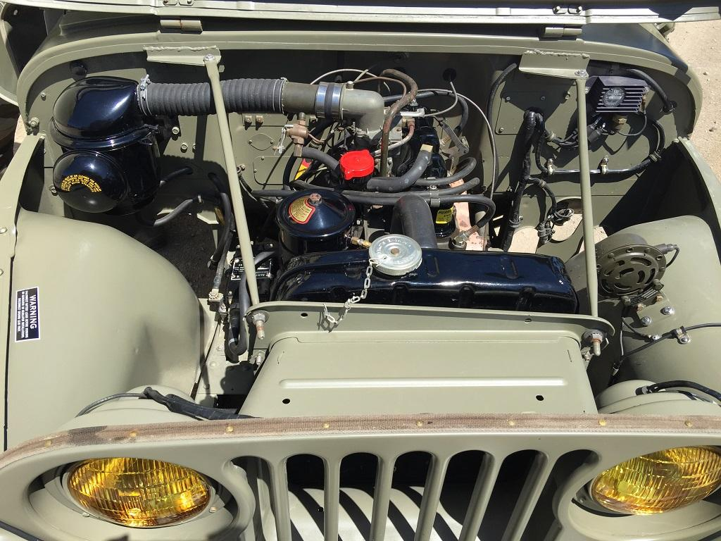 Img on Willys M38 Engine