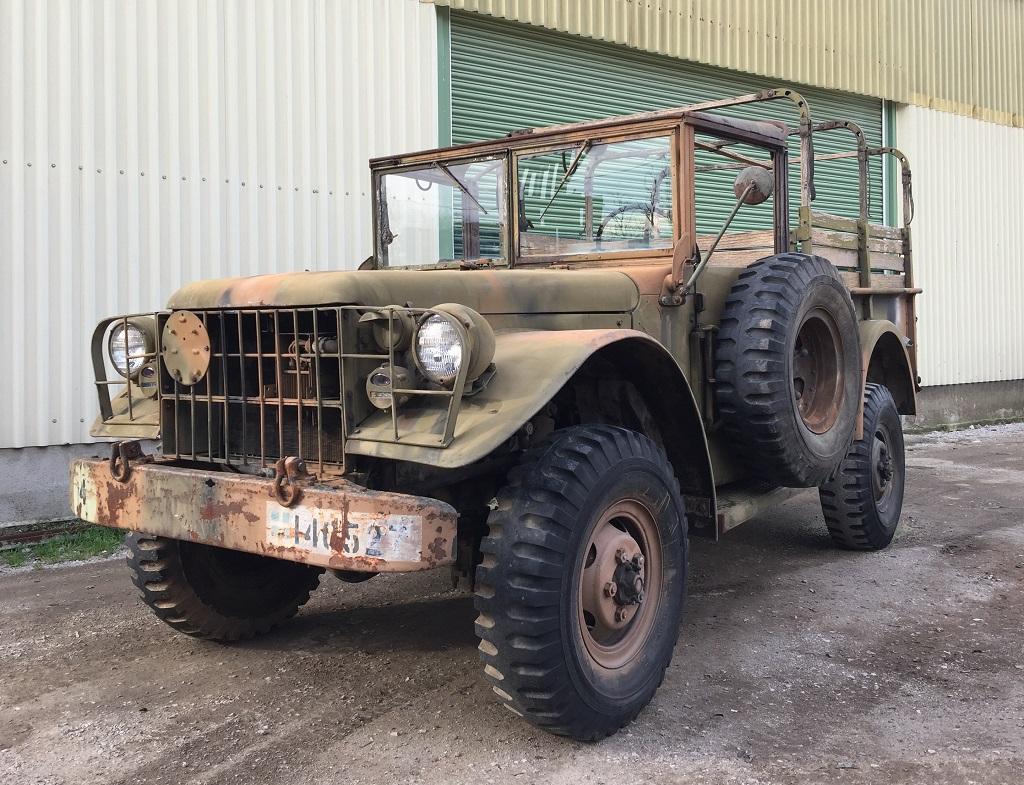 Trucks Army Spareparts