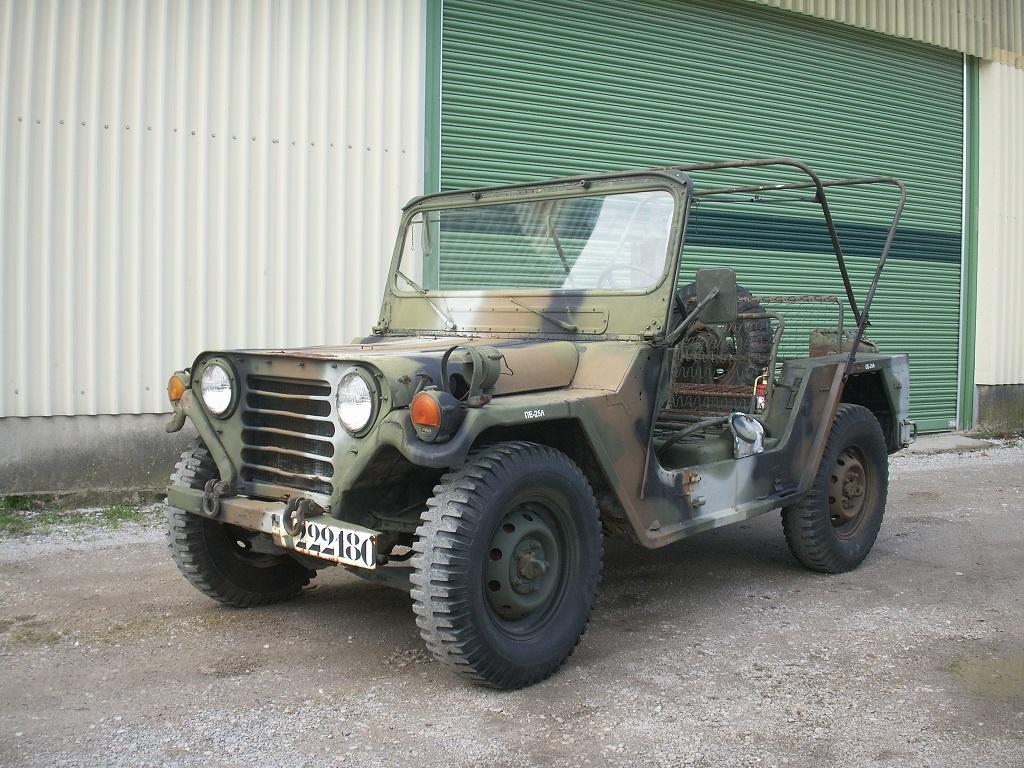 Jeep Army Spareparts